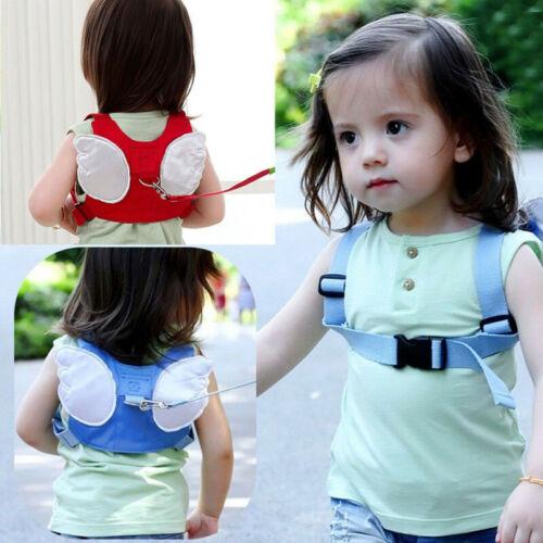 Toddler Kids Baby Safety Harness Belt Walking Strap Keeper Anti Lost Line