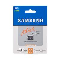 Samsung 32gb Microsd Hc Class 10 Plus Memory Card For Samsung Galaxy S3 S4 S5