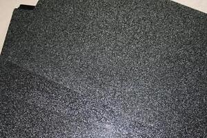 sparkling silver silber Pickguard Rohling  30 x 24 cm