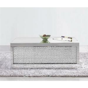 MIRRORED-CONTEMPORARY-MODERN-LIVING-ROOM-OFFICE-CONSOLE-COFFEE-SOFA-ACCENT-TABLE
