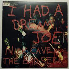 NICK CAVE AND THE BAD SEEDS - I Had A Dream, Joe - Single - Vinyl - Promo - Ltd.