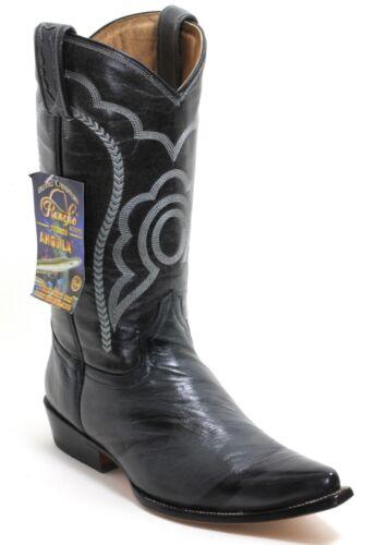 169 Stivali da Cowboy Texas Boots Ricamo Catalano Stile Aal 45