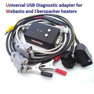 usb diagnostic adapter for webasto thermo top v vevo and. Black Bedroom Furniture Sets. Home Design Ideas