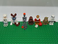 Lego Minifigure Star Wars 2015 Advent Calendar Minifigures Set Of 7 No Box