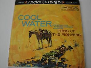 SONS-OF-THE-PIONEERS-COOL-WATER-ORIGINAL-1960-RCA-VICTOR-LSP-2118-STEREO