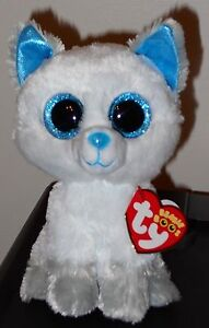 fb9a48505fa Ty Beanie Boos - FROST the Arctic Fox (6 Inch)(2017 Exclusive) NEW ...