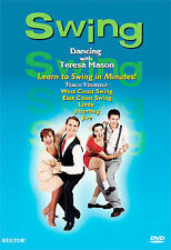 Swing: Dancing with Teresa Mason (DVD)