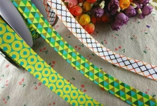 Printed Grosgrain Ribbons Cartoon Ribbon Diy Handmade Materials Crafts