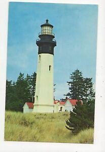 Westport-Lighthouse-Washington-USA-Old-Postcard-351a
