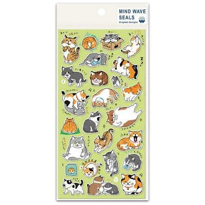 CUTE SLOTH STICKERS Fun Animal Sticker Sheet Kawaii Kids Craft Scrapbook Journal