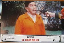 EL BARRENDERO-MARIO MORENO CANTINFLAS. DIRIGIIDA POR MIGUEL M. DELGADO