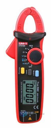 SXM-SXM UA33B Digital Multimeter DC AC Resistance Digital Clamp Meter