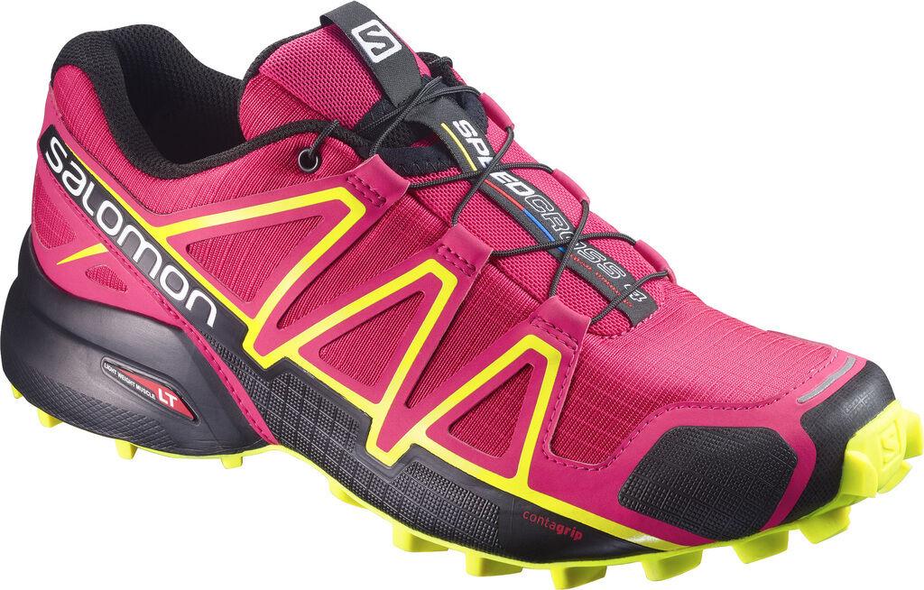 SALOMON SALOMON SALOMON Speedcross 4 W Damen damen Laufschuhe Größe wählbar Neue Farben  NEUWARE 845832