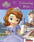 Disney Sofia the First Colouring Book by Parragon (Paperback, 2015)