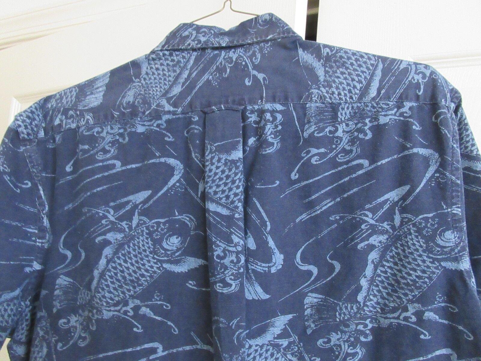 Ralph Lauren , Men's Short Sleeve Shirt , XXL, Slim Fit
