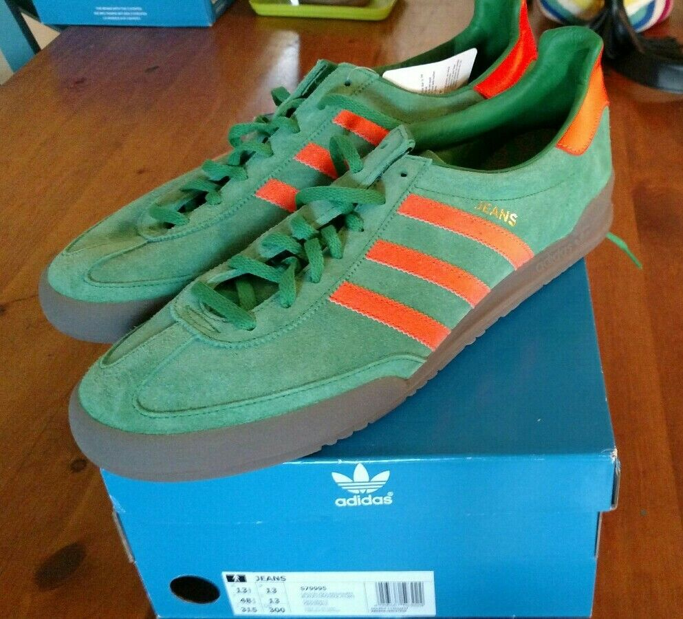 adidas jeans size 13