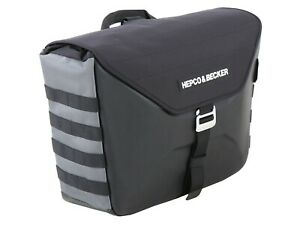 Hepco & Becker Seitentasche XTRAVEL 18 ltr. für C-Bow Seitenhalter Einzeltasche