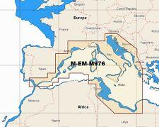 - map W95 NT Max C M-EM-M976 amplia área del suroeste costas europeas Gráfico SD-tarjeta