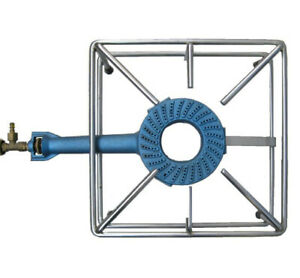 FORNELLO FORNELLONE GAS IN GHISA CM.40X40