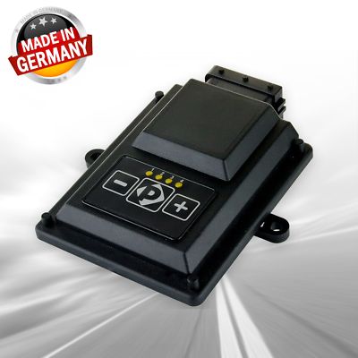 Chiptuning ISUZU D-MAX 2.5 3.0 DIESEL Common Rail Power Chip Box Tuning CR1