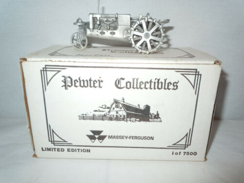 Wallis Pewter Cub Jr. Narrow Front On Steel By SpecCast 143rd Scale