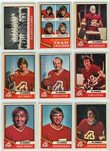 1974-75-OPC-Altanta-Flames-21-Card-Team-Set-F-to-VG-02-03202020