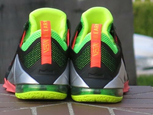 003 724557 Xii hombre Zapatillas Low de Lebron para baloncesto Nike qWwxzvO
