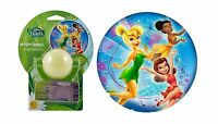 Disney Fairies Projectables Led Plugin Night Light - Tinkerbell... Free Shipping