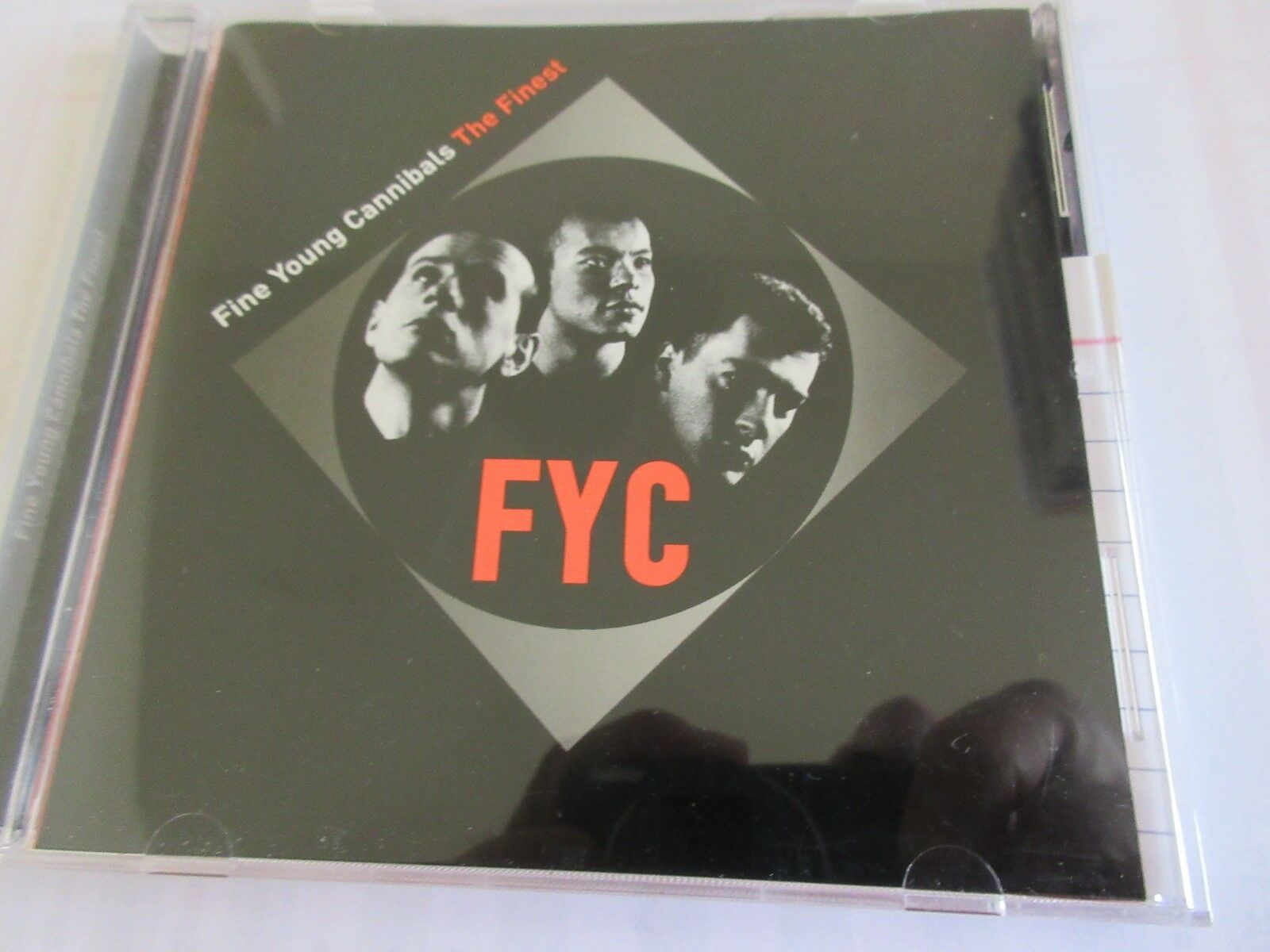 FYC , CD , Fine Young Cannibals The Finest