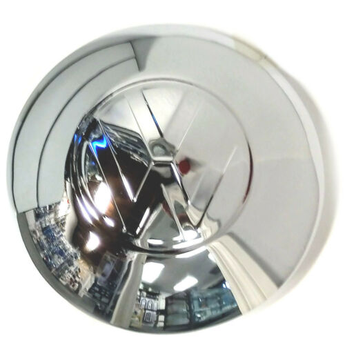 Thing Moonstyle Hub Cap Bus Chrome For Bug Large VW Logo Ghia