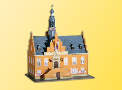 Kibri Kit 37150 NEW N TOWN HALL PRUMEREND