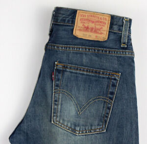 Levi-039-s-Strauss-amp-Co-Hommes-507-04-Jeans-Jambe-Droite-Taille-W31-L32-ALZ749
