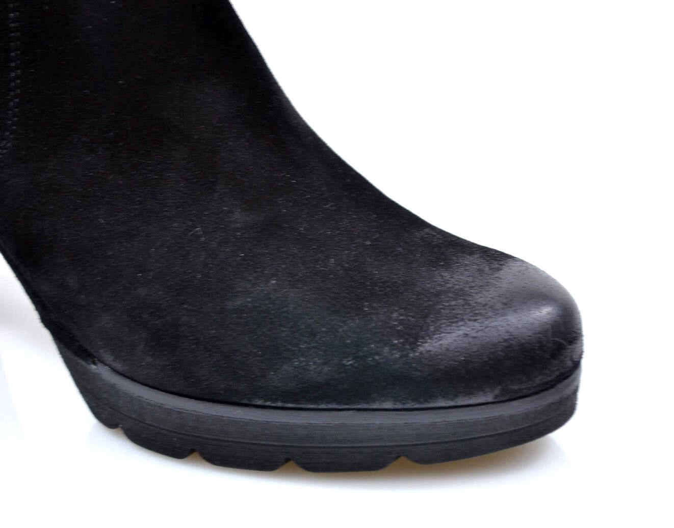 Paul Boots Green Damen Stiefelette Schuhe Boots Paul 8722 Suede schwarz Leder NEU SALE 1f6cc6