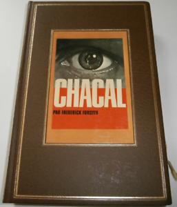 Details Sur Roman Livre Ancien Frederick Forsyth Chacal Edito Service 1971