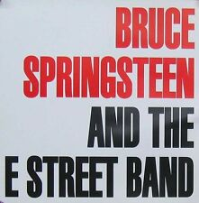 BRUCE SPRINGSTEEN AND THE E STREET BAND POSTER (SQ27)