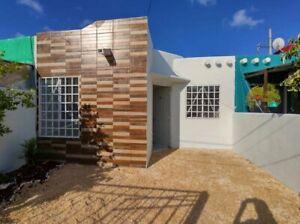 Se Vende Casa Recién Remodelada en Cancún