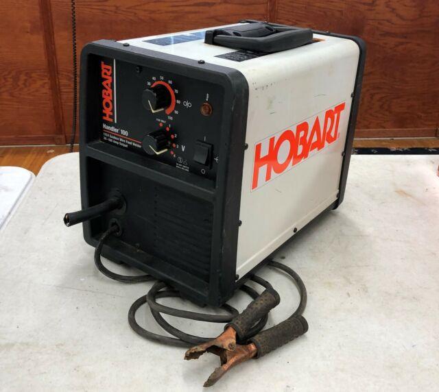 Hobart Spoolrunner 100 Spool Gun New | eBay