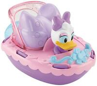 Fisher-price Disney Minnie Mouse Glam Glider Daisy Bath Toy, New, Free Shipping