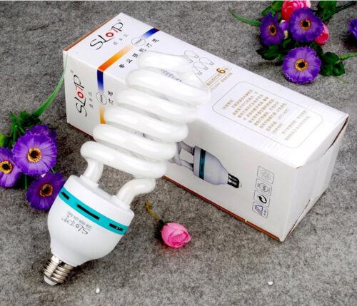 150W 220V E27 5500K Fluorescent Lamp Flash Bulb Photograph Studio Video Lighting