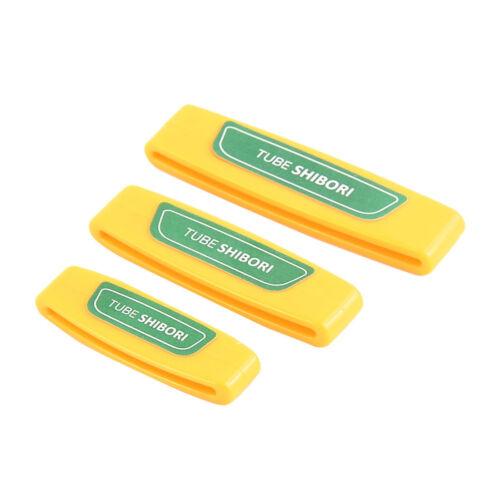 Washroom Bathroom Plastic Toothpaste Facial Cleanser Tube Squeezer 3 PCS