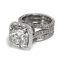 Fashion-925-Sterling-Silver-Aquamarine-Gem-Wedding-Rings-Jewelry-Gift-Size-6-10 thumbnail 41