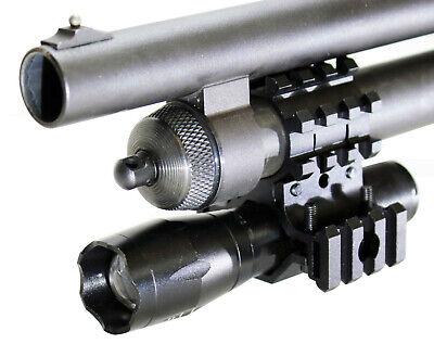800 Lumen LED Weaponlight With Mount For 20 Gauge Mossberg 500 Shotgun.