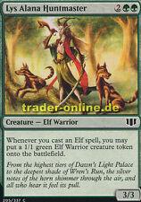 Lys Alana Huntmaster (Jagdführer von Lys Alana) Commander 2014 Magic