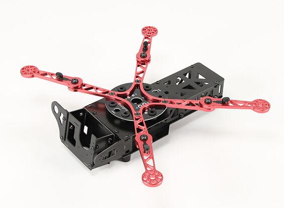 ImmersionRC XuGong-8 Folding Drone Frame - Fatshark FPV - orangeRX - UK