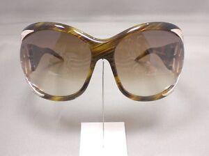 Original Roberto Cavalli Sonnenbrille Ossidiana 455S Farbe 56P Braun ... 5f84c4356224