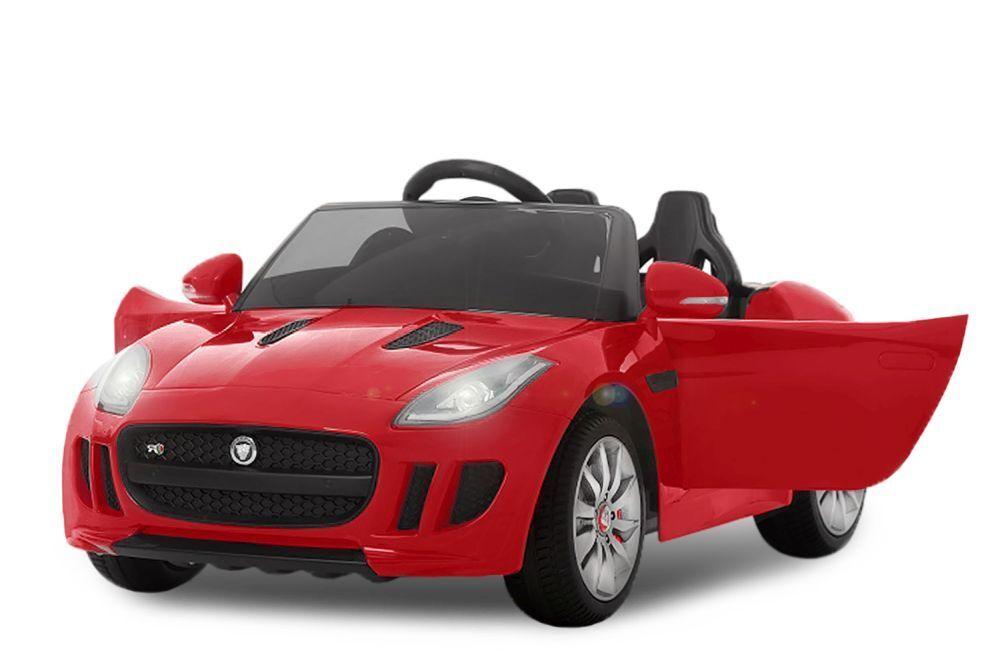Lizenz Kinder Elektro Auto Kinderfahrzeug Jaguar F Type 2x 35W 35W 35W 12V 36f6fe