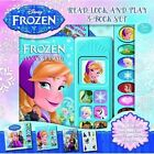 Read, Look & Play Disney Frozen by Disney (Mixed media product, 2014)