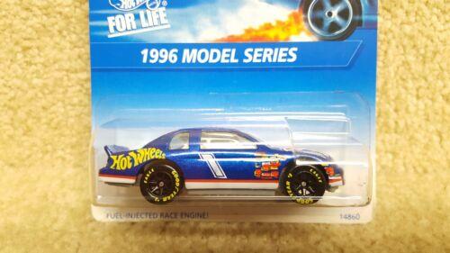 New 1996 Hot Wheels NASCAR 1:64 Diecast Monte Carlo Stocker #1 Item #440
