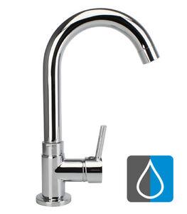 RONDO Kaltwasserhahn Gäste WC Armatur Standventil Waschbeckenarmatur ...