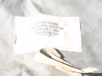 TMPR tent parts and sections collection on eBay!